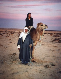 Riding the Camel057